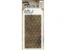 THS082 Stampers Anonymous Tim Holtz Layering Stencil - Woven